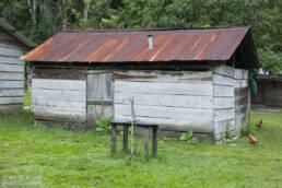 Tin roof home, Nahá Chiapas