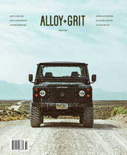 Alloy and Grit, Spring 2018.